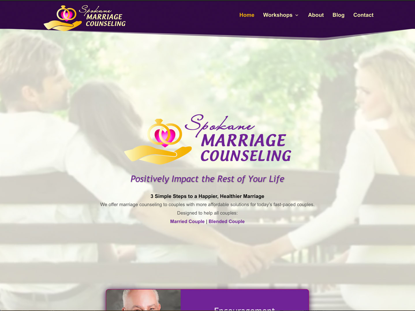 Spokane Marriage Counseling