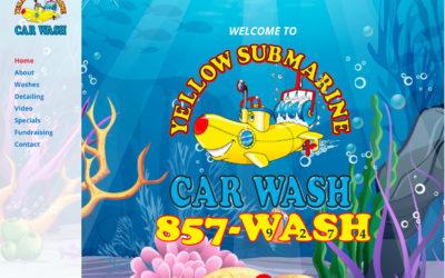 Yellow Submarine Carwash