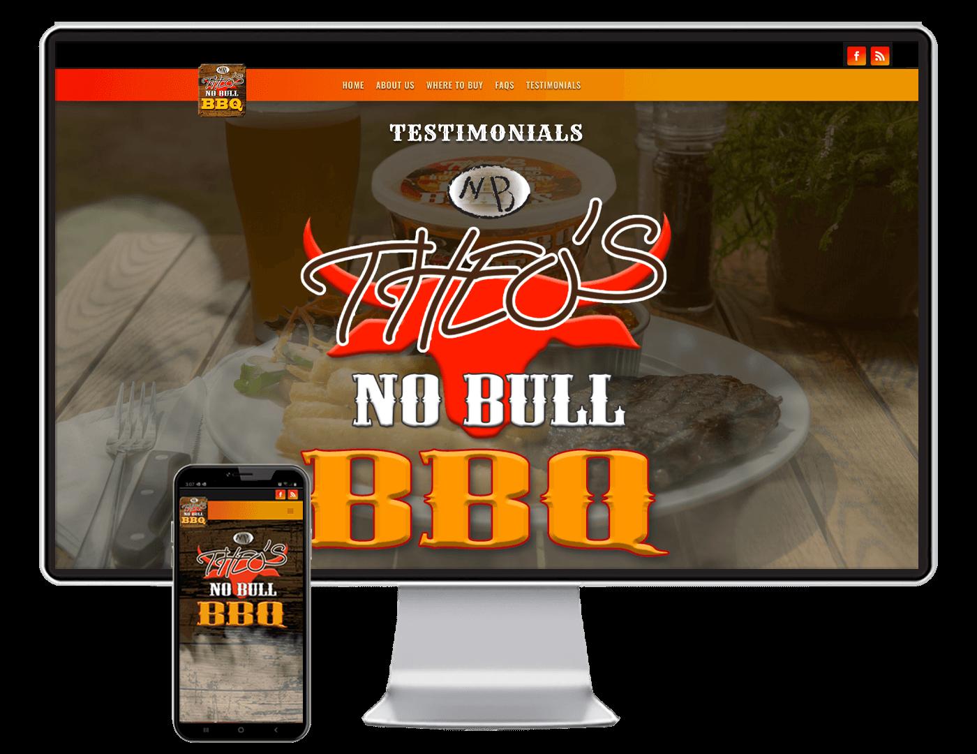 Theos No Bull BBQ